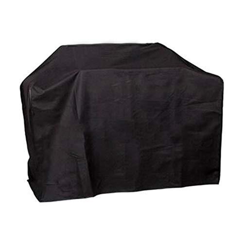 OA-cover Couverture de Meubles Housse de Protection Meubles Couverture, Couverture de Barbecue Noire extérieure Pluie/Imperméable / Protection Solaire/Four / Tente BBQ,Black,56 * 71cm