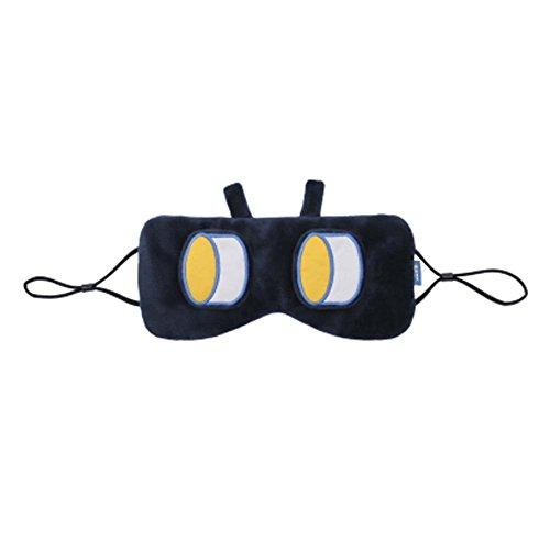 Eyeshade Confortable Sommeil Masque Yeux Unisexe Masque Pour Les Yeux Grand Cadeau [GRAND OEIL]