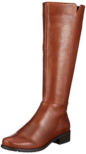 Gerry Weber Shoes Damen Calla 21 Hohe Stiefel, Braun (Cognac Vl24 370), 36 EU