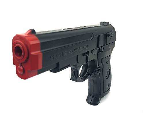 Mediawave Store Pistola Giocattolo VINPORTEX per Bambini 029432 con Pallini e Caricatore