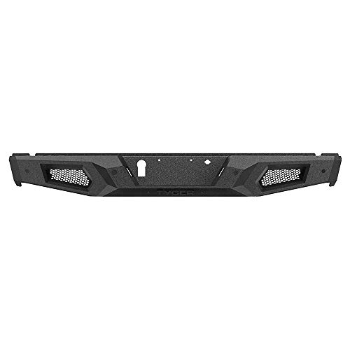 Tyger Auto TG-BP9F80298 Tyger Fury Rear Bumper Assembly Textured Black Compatible with 2015-2020 Ford F150
