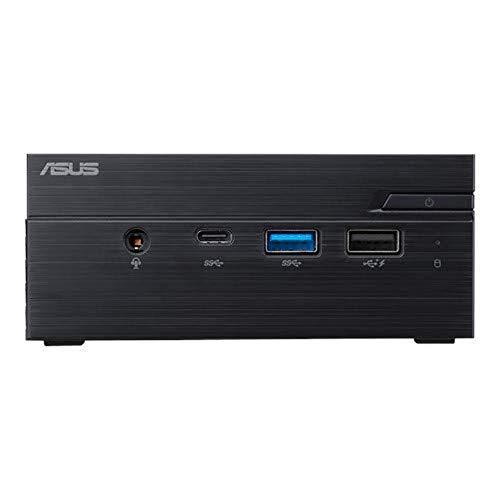 ASUS PN40-BC602MC Mini Desktop PC (Intel Celeron N4120, integrierte Intel UHD Grafik, 4GB DDR4 Speicher, 128 GB M.2 SATA SSD, ohne Betriebssystem) schwarz