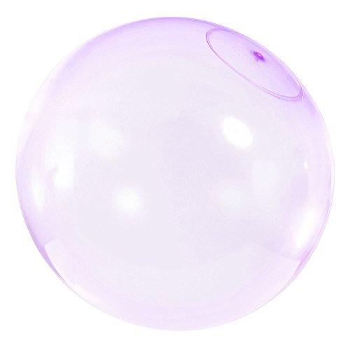 Goolsky Bubble Globo Inflable Pelota Divertida de Juguete Increíble a prueba de lágrimas Super Good Gift Bolas inflables para jugar al aire libre Color aleatorio (Tamaño M, 20 pulgadas)