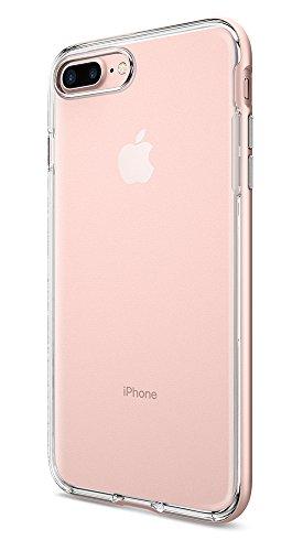 Spigen Neo Hybrid Crystal Designed for Apple iPhone 7 Plus Case (2016) - Rose Gold