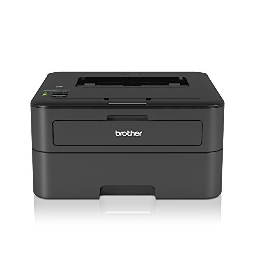 Brother HLL2340DW Compact Laser Printer, Monochrome, Wireless, Duplex Printing
