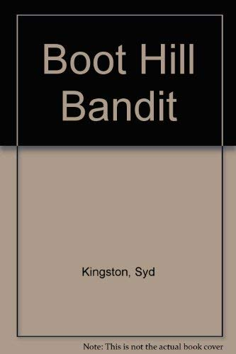 Boot Hill Bandit