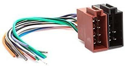 Filo cablaggio connettore Loom cavo adattatore per spina stereo alcuni modelli carav 12/ /015/ISO adattatore radio per Mazda 2001/+