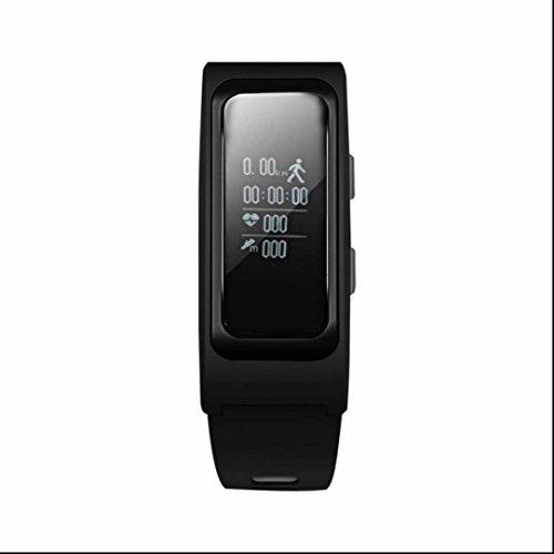 Sodondon Bracelets de Montres Bracelet Cardio Tracker d'Activité Smart Bracelet,Podomètres,Cardiofréquencemètres,Moniteur de sommeil,Smartband Pour Android iOS Meilleur Smart Bande Cadeau