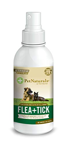 Pet Naturals of Vermont Flea + Tick Spray