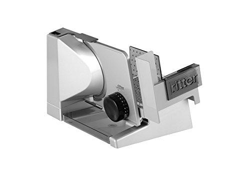 Cortafiambres ritter solida 4, cortafiambres eléctrico con motor ecológico, made in Germany