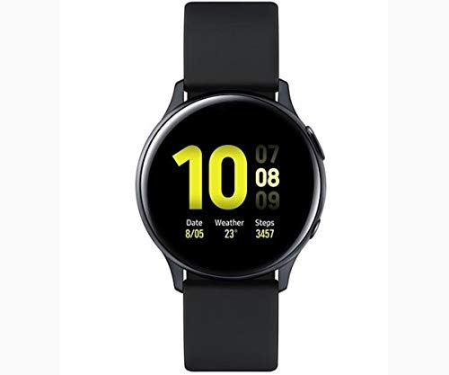 Samsung Galaxy Watch Active2 Silver 40 mm Smartwatch Bluetooth GPS Wi-Fi