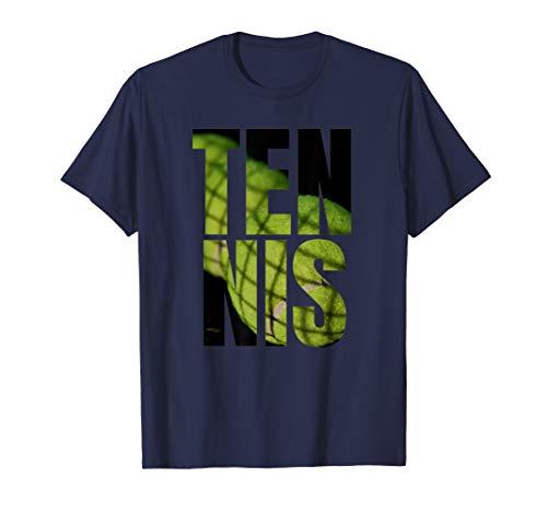 Tennis Tennisball Tennisspieler Anhänger Outfit & Geschenke T-Shirt