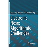 Electronic Nose: Algorithmic Challenges【洋書】 [並行輸入品]