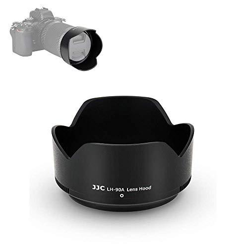 Lens Hood voor Nikon Z50 Camera + Nikkor Z DX 50-250mm F/4.5-6.3 VR Lens vervangt Nikon HB-90A