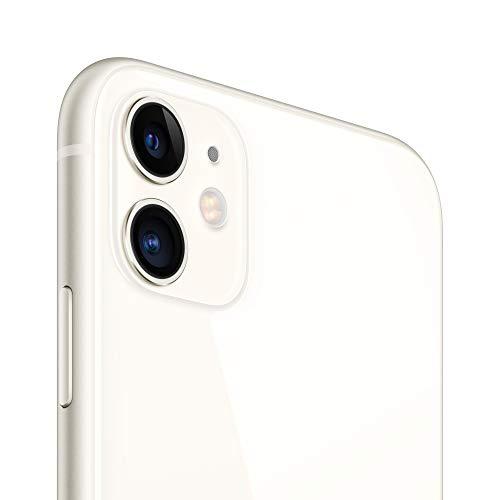 Apple iPhone 11 (256GB) - Weiß (inklusive EarPods, Power Adapter)