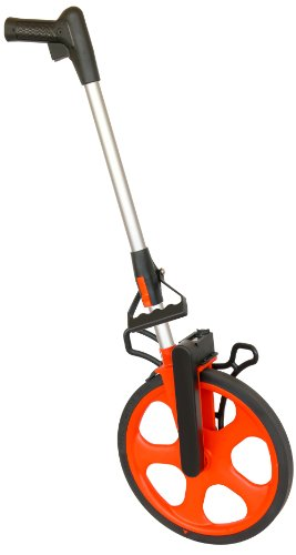 DuraWheel DW-1000 Distance Measuring Wheel12.5' Diameter 68910 (Feet & Tenths)