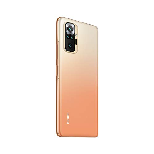 Redmi Note 10 Pro (Vintage Bronze, 8GB RAM, 128GB Storage) -120hz Super Amoled Display|64MP with 5mp Super Tele- Marcro|ICICI Cashback 1000 Off