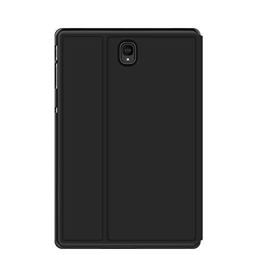 Slabo Tablet Hülle Case für Samsung Galaxy Tab A 10.5 SM-T590   T595 (2018) Schutzhülle Auto Sleep Wake Funktion und Magnetverschluss - SCHWARZ