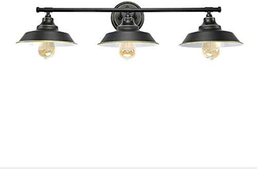 Retro hanglamp Industriële Lichten, American Vintage Loft hanglampen Iron lampenkap Decor Lamp Wedstrijden LED 3 licht