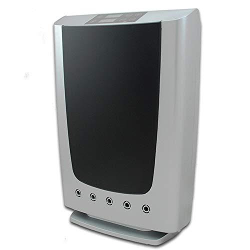 LKW Smart-Touchscreen-Luftreiniger, Hochdruck-Staubsauger Luftreiniger für Allergien und Haustiere, Raucher, Geruchseliminatoren für Schlafzimmer,A