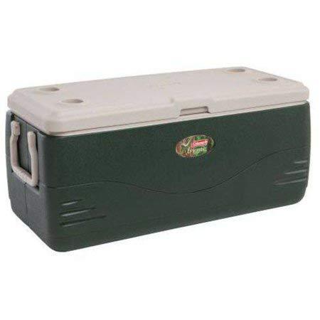 Coleman Xtreme 150 Quart Cooler, Green