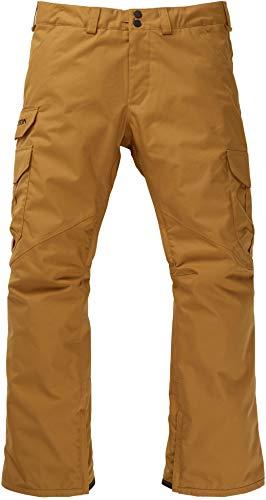 Burton Men's Cargo Snow Pant Relaxed Fit, Wood Thrush, Medium