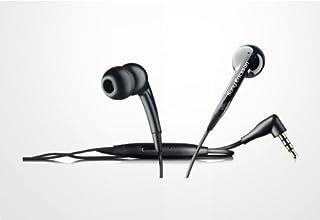 【Sony Ericsson純正商品】Xperiaシリーズ付属 マイク付ステレオヘッドセット MH650 ブラック