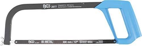 BGS 2077 | Sägebogen | inkl. HSS-Sägeblatt | 300 mm