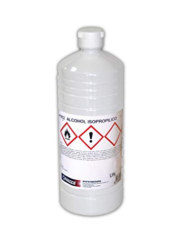 Alcohol Isopropílico Nazza | Para la limpieza de componente