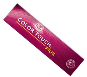 Wella Color Touch Plus 77/03 - Intense Medium Natural Gold Blonde Semi-permanent Hair Colour / Tint 60ml Tubes by Color Touch