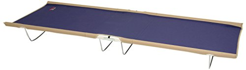 BYER OF MAINE, Allagash Plus, Cot, 76' L X 30' W X 8' H, Lightweight Cot, Extra Wide, Camping Cots Adult, Holds up to 250lbs, Single, Portable Camping Cot