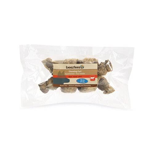 Beeztees K&BZ Snack Perro Twister con Pescado 12,5 CM