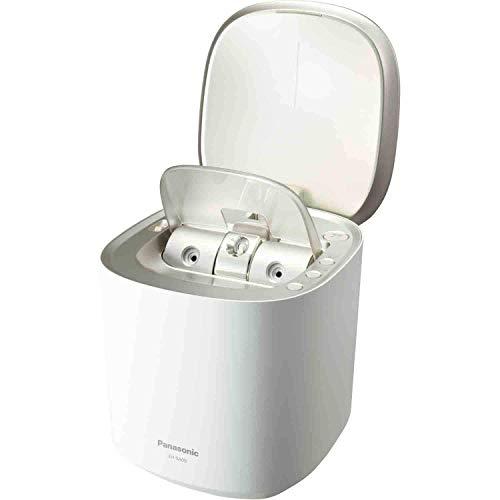 パナソニック スチーマー ナノケア W温冷エステタイプ 化粧水ミスト搭載 ゴールド調 EH-SA0B-N