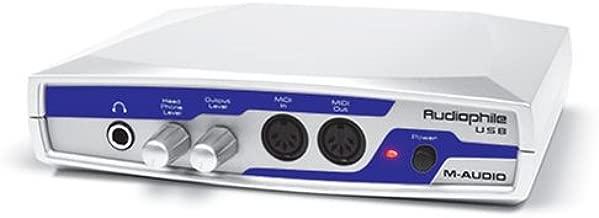 MIDIMAN Audiophile 2496 MIDI Digital Recording Interface