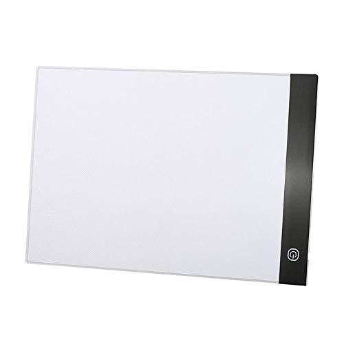 Abracing Draagbare digitale teken-tablet licht Del Box kalk kopie afbeelding voor schilderen en afbeeldingen