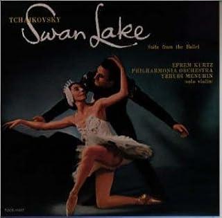 チャイコフスキー:白鳥の湖*バレエ音楽
