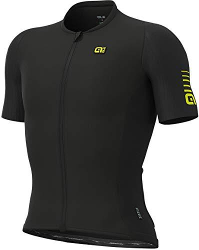 Alé Cycling R-EV1 Race Kurzarm Trikot Herren Black Größe XL 2020 Radtrikot kurzärmlig