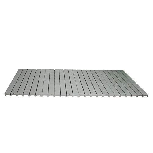Kennel Deck Flooring, High-Density Plastic- 2'x4' (4 pk)