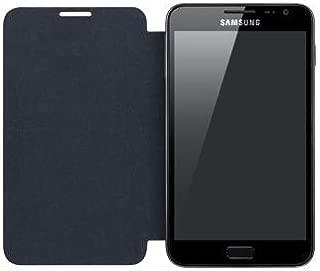 三星 EFC-1E1CBECSTD Galaxy Note 翻盖手机壳适用于智能手机/平板电脑蓝色