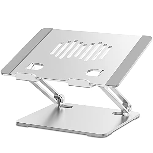 Hiyoo PCスタンド ノートパソコンスタンド タブレットスタンド 無段階高さ調整可能 高さ・角度を自由に調節...