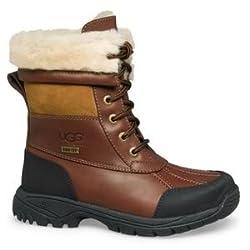 UGG Australia Children's Butte Fleece Lined Boots