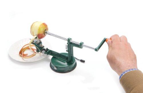 Eddingtons mécanique Apple Éplucheur/évideur et trancheur