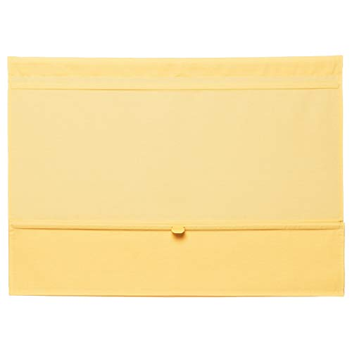 My Stylo Collection Raffrollo gelb Größe zusammengebaut Länge: 160 cm Breite: 120 cm Fläche: 1,92 m²