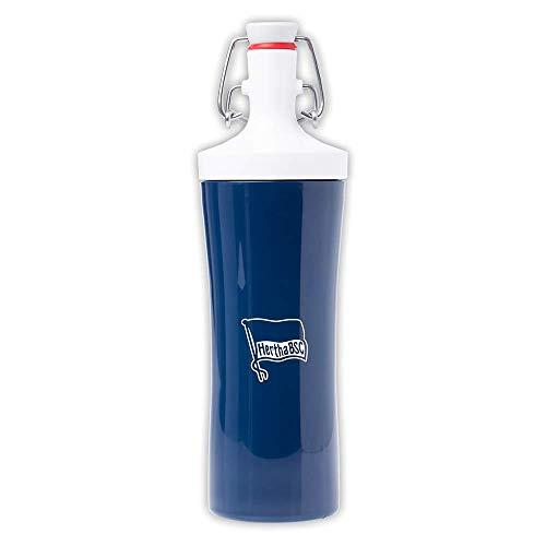 Hertha BSC Trinkflasche Navy
