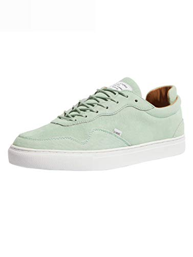 Djinns Herren Sneaker Awaike Suede grün 41