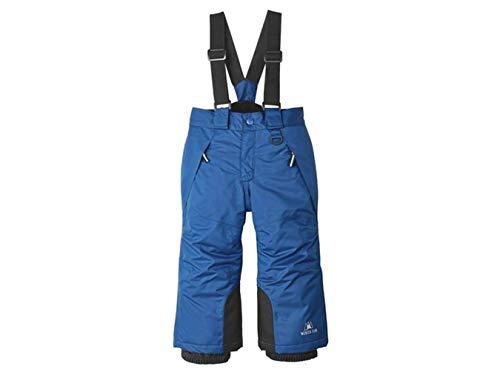 lupilu jongens sneeuwbroek skibroek winterbroek broek broek blauw 86/92
