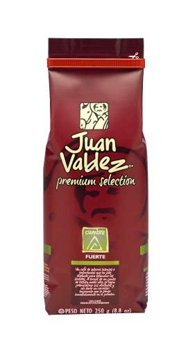 Juan Valdez Premium Strong Colombian Coffee, Cumbre, 8.8 Ounce