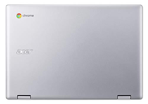 Product Image 14: Acer Chromebook Spin 311 Convertible Laptop, Intel Celeron N4020, 11.6″ HD Touch, 4GB LPDDR4, 32GB eMMC, Gigabit Wi-Fi 5, Bluetooth 5.0, Google Chrome, CP311-2H-C679