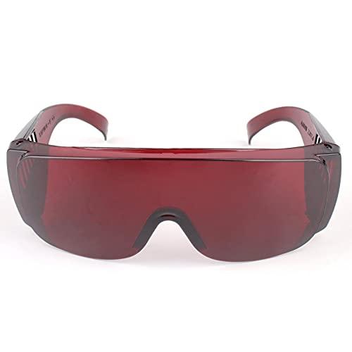 Huguo Gafas de protección contra el láser Infrarrojos Gafas pc Lentes antiniebla Anti-UV Anti-Impacto Desgaste de los Ojos