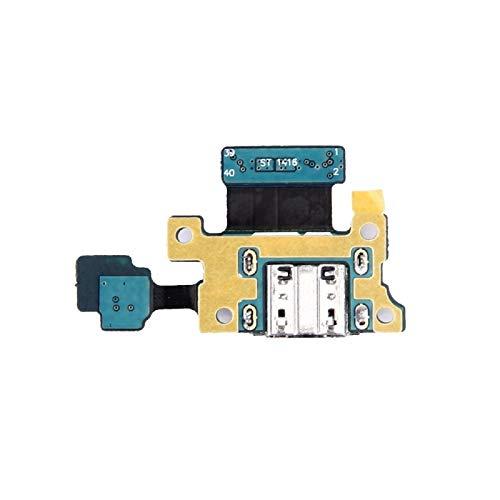 un known Mismas Piezas de la fábrica Original Cable de Carga de Puerto Flexible para Galaxy Tab S 8.4 / SM-T705 Accesorio